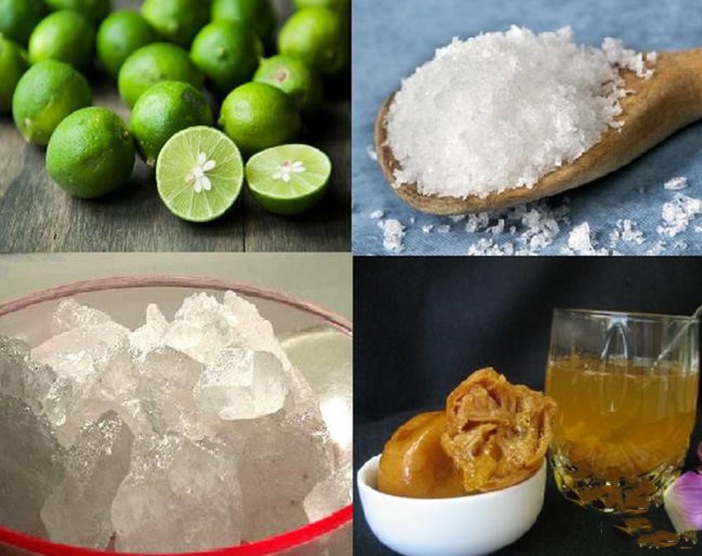 Cách làm chanh muối không phèn chua