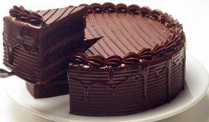 Cách làm bánh socola valentine