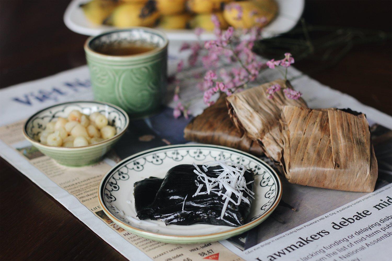 Bánh gai làm từ bột gì? Cách làm bánh gai truyền thống