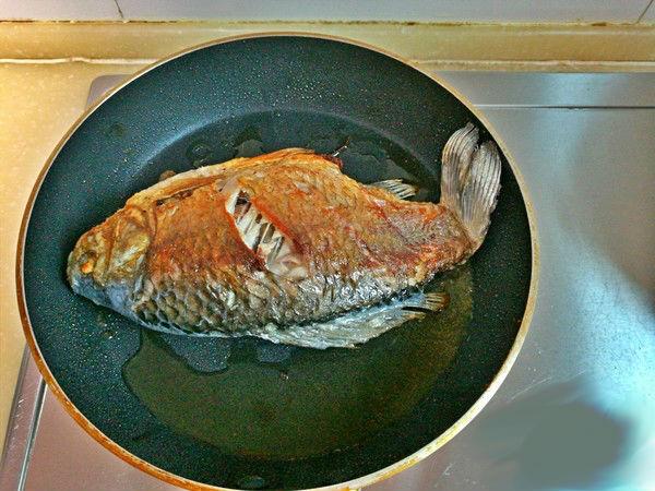 rán cá chép