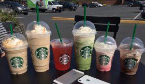 Mách bạn những đồ uống Starbucks ngon nhất trong menu