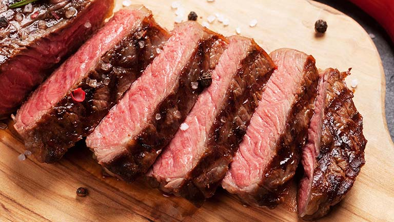 100g thịt bò bao nhiêu calo